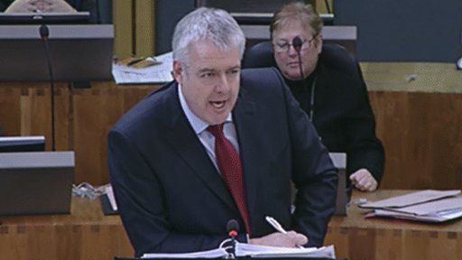 First Minister, Carwyn Jones AM