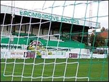 Bromgsrove Rovers