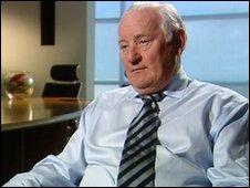 Sir Allen McClay died after a short illness