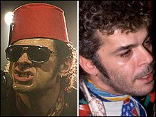 Andy Serkis and Ian Dury