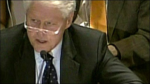 United Nations Special Envoy to Haiti, Bill Clinton