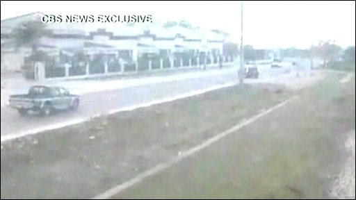 Still of video footage of tremor
