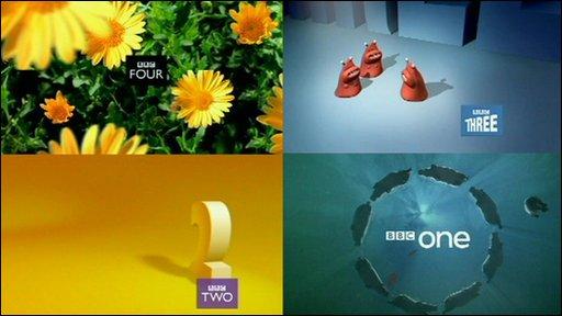 BBC logos