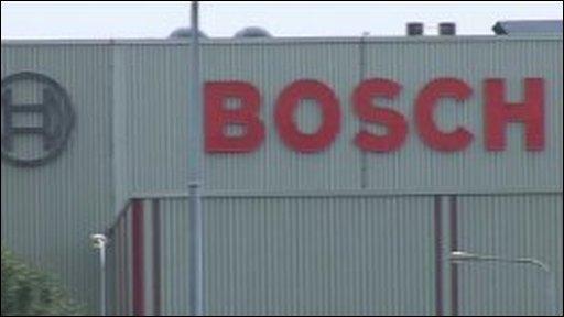 Bosch sign