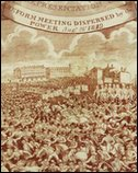 Peterloo Massacre handkerchief