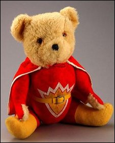 Superted - courtesy of the National Museum of Wales