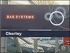 BAE Systems, Chorley