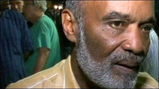 Haiti's President Rene Preval