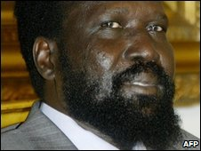 Salva Kiir, SPLM leader
