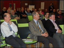 Public meeting on the future of Guernsey's government