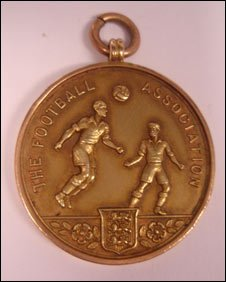 The front of the missing medal (Pic: Cheshire Police)