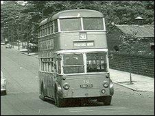 Bradford trolleybus