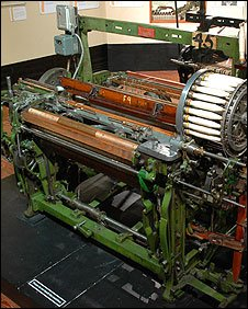 British Northrop Loom