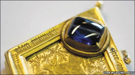 The Middleham Jewel