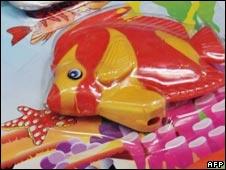 China-made toys