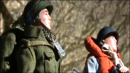 Action Man made by Palitoy in Coalville in Leicestershire