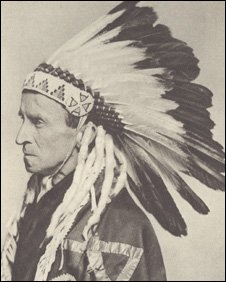 The 'war bonnet'