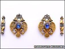 Faberge cufflinks