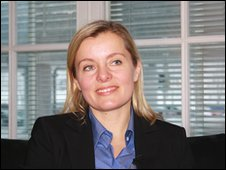 Anne Edwards, director external communications, Philip Morris