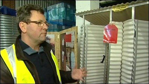 Ian Bray from Oxfam