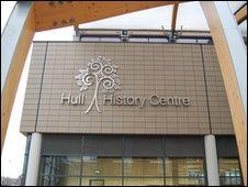 Hull his