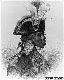 Print of Toussaint L'Ouverture