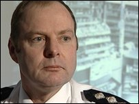 Chief Inspector David Pascoe, Kent Police