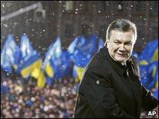 Viktor Yanukovych, 15 Jan 2010