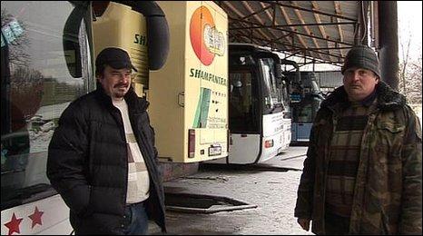 Ruslan and Oleg Boyko