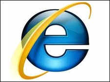 Current IE Logo