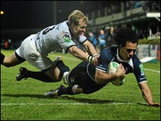 Leinster action