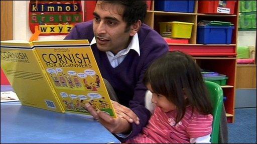 Cornish teaching