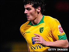 Norwich City's Chris Martin