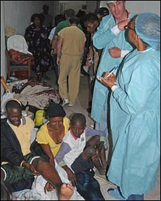 Baptisy Haiti Mission hospital