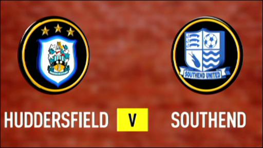 Huddersfield 2-1 Southend