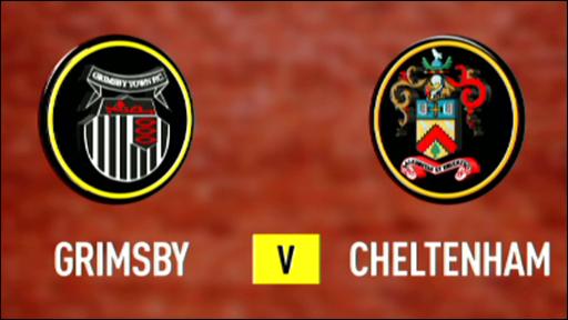 Grimsby 0-0 Cheltenham