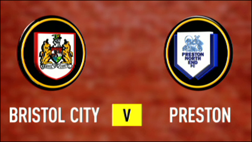 Bristol City v Preston