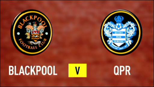 Blackpool 2-2 QPR