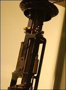 Crompton arc lamp