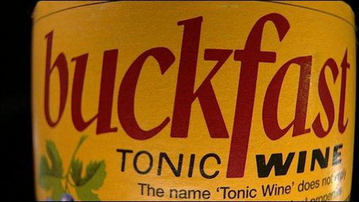 Buckfast bottle