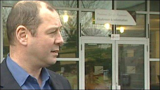 Unite spokesman Steve Turner