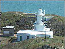 Lundy South Lighthouse