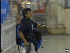 The alleged  sole surviving Mumbai gunman