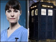 Casualty and Doctor Who