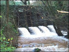 The Beaufort dam Photo: TAP