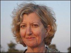 Aid worker Sarah Gillam