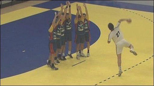 GB handball