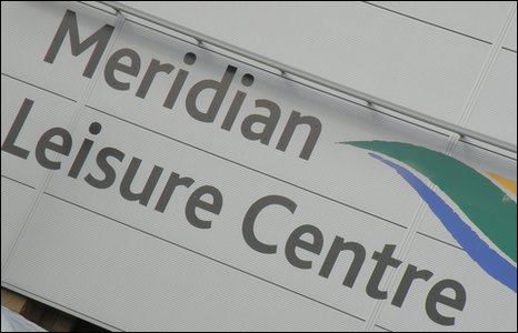 bbc in pictures meridian leisure centre in louth. Black Bedroom Furniture Sets. Home Design Ideas