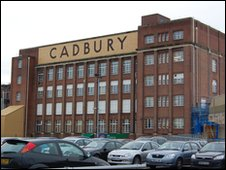 Cadbury at Bournville