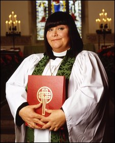 Dawn French in The Vicar of Dibley : Merry Christmas (Christmas Special 2004)